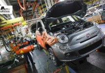 Fiat officieel van start in Mexico