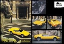De Tomaso: Ook de Pantera komt terug!