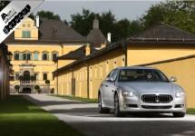 Nieuwe Maserati Quattroporte misschien al op IAA van Frankfurt