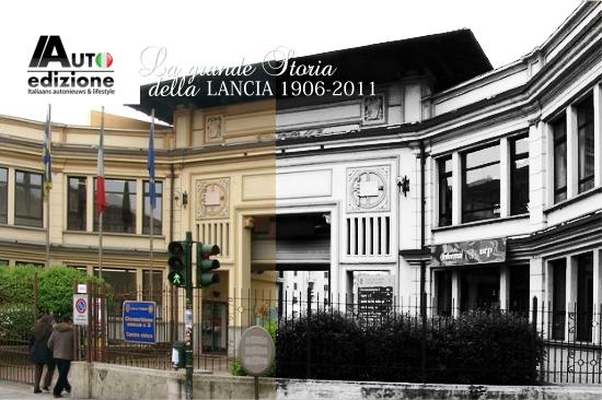 Storia Lancia