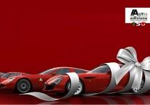Alfa TZ3 Stradale misschien op Dodge Viper platform