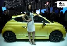 Fiat 500 Coupé Zagato fotogallery