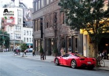 Ferrari 458 Italia ontvangt award in New York