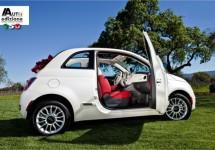 Fiat 500C klaar voor Amerikaanse marktintroductie