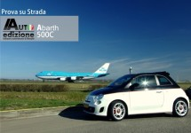 Test Abarth 500C: 'The sky is the limit'
