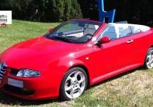 Alfa Romeo GT cabrio van Bertone was klaar voor productie