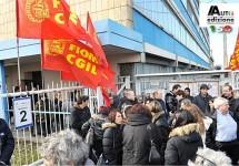 Fiat vs Fiom: Grugliasco blijkt hol van de leeuw
