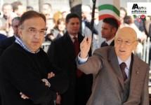 Sergio Marchionne wil niet weg uit Italië