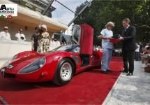Alfa Romeo wint weer op Villa d'Este