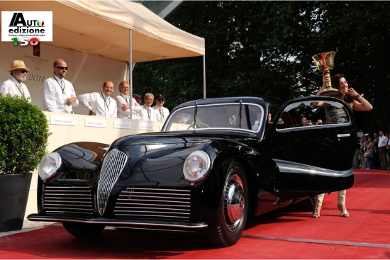 Alfa 6C 2500 SS Villa dEste