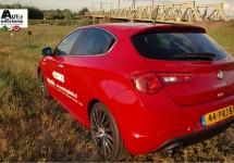 Verkoop Alfa Romeo Giulietta gaat in heel Europa als een trein