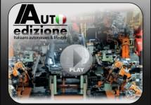 De productie van een Fiat 500 op de tonen van Vivaldi