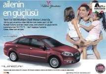 Fiat leider in Turkije met marktaandeel van 16%