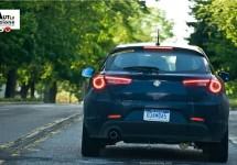 Alfa Romeo Giulietta weer gespot in Amerika