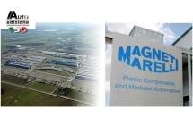 Magneti Marelli gaat de ophanging van de nieuwe Fiat Panda doen