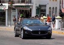 Maserati GranTurismo & De Niro: twee grote sterren op het witte doek