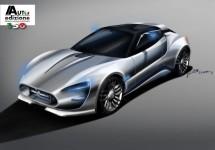 Design: Maserati GT 'Garbin' blauwdruk voor GT van de toekomst?
