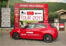 Mille Miglia 2011: Brescia wacht op de thuiskomst