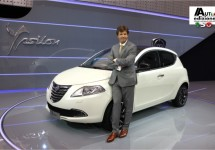 Olivier François; 'De nieuwe Lancia Ypsilon opent deuren in heel Europa'
