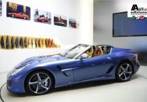 Uniek stuk: Ferrari Superamerica 45