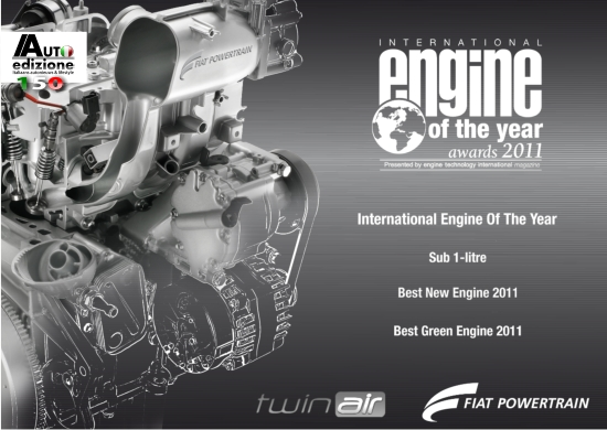 TwinAir Engine of the Year 2011