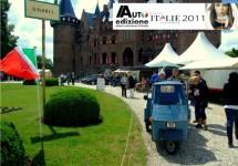 Meer foto's van het Italië evenement bij kasteel De Haar