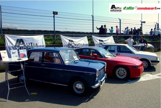 AE Italia a Zandvoort