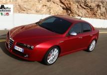Alfa Romeo 159 neemt medio 2012 afscheid van het publiek