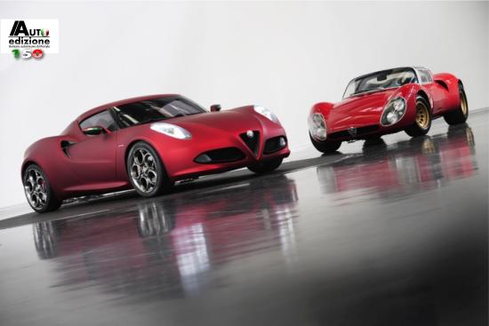 Alfa 4C Goodwood