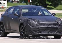 Giulietta vormt ideale basis voor nieuwe Dodge Hornet…en Giulia?