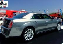 Fiat en Chrysler werken aan nieuw platform voor hoogste segmenten