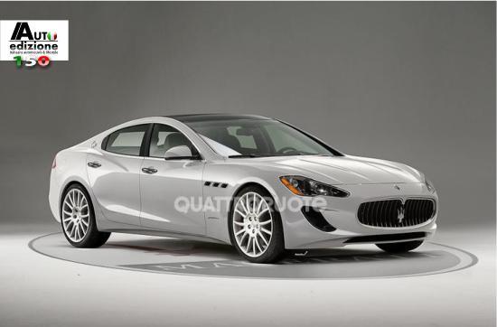 E segment Maserati