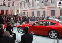 Ferrari FF gepresenteerd in Duitsland