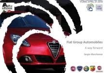 Fiat zegt dat alle doelstellingen voor 2014 op schema liggen