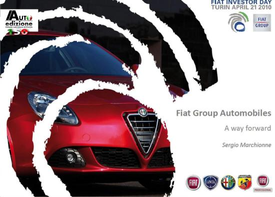 Fiat Group 2011-2014