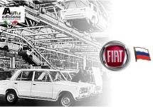 Fiat gaat 'zelfstandig' auto's bouwen in Rusland