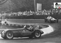Goodwood Festival of Speed 2011 in het teken van Juan Manuel Fangio