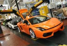 Lamborghini maakt reclame voor goede kwaliteit tijdens 'Quality Day'