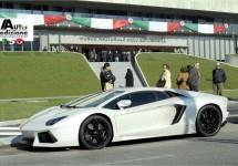 Lamborghini komt met Aventador Roadster en goedkoper model