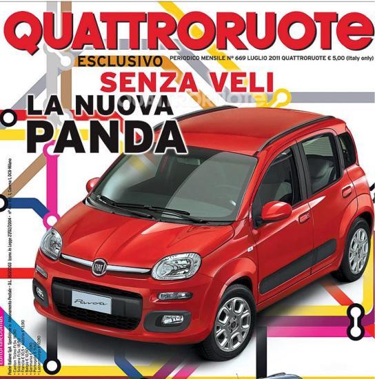 Panda Quattroruote
