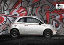 Accessoires Amerikaanse Fiat 500 komen van Mopar