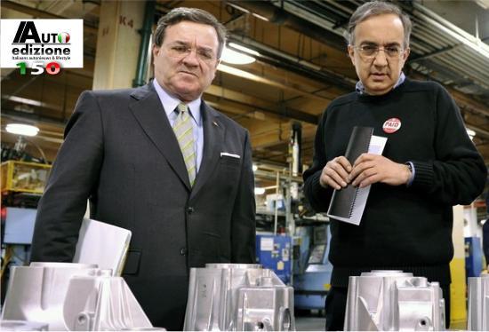 Chrysler aandeel Canada
