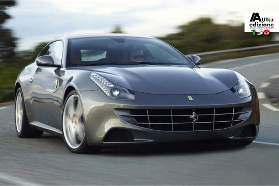 Ferrari verkoopcijfers