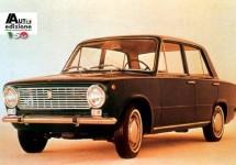 'Fiat 124' na 45 jaar uit productie