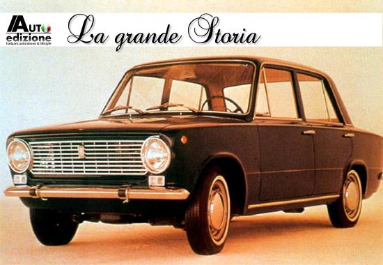 Fiat 124 Na 45 Jaar Uit Productie Auto Edizione