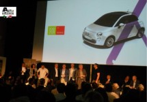 Fiat 500 wint oudste Design Award van Europa