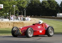 Foto's Alfa Romeo op Goodwood 2011