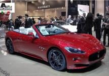 Maserati GranCabrio S nu bij de dealer