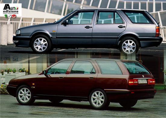 Lancia stationwagon