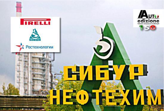 Pirelli Rusland